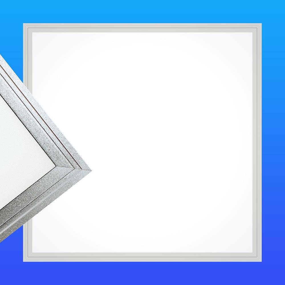 Elegant, superflach und extrem vielseitig – LED Panel Flächenleuchten von ChiliconValley