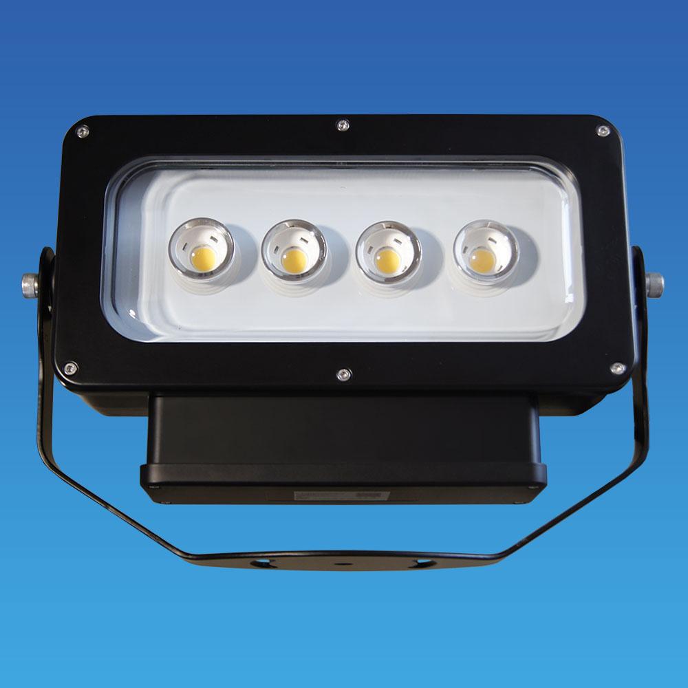 FLOODLINE-6-1d Licht an – LED Flutlicht Floodline von ChiliconValley mit innovativer Heat Pipe Kühlung
