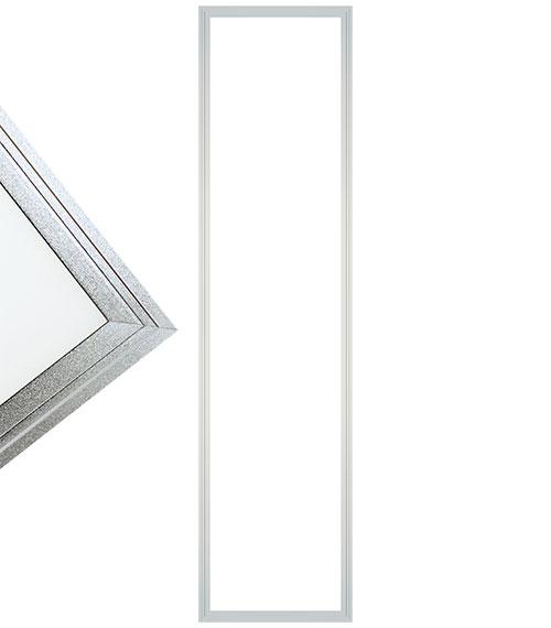 led fl chenleuchte led panel rechteckiges panel. Black Bedroom Furniture Sets. Home Design Ideas