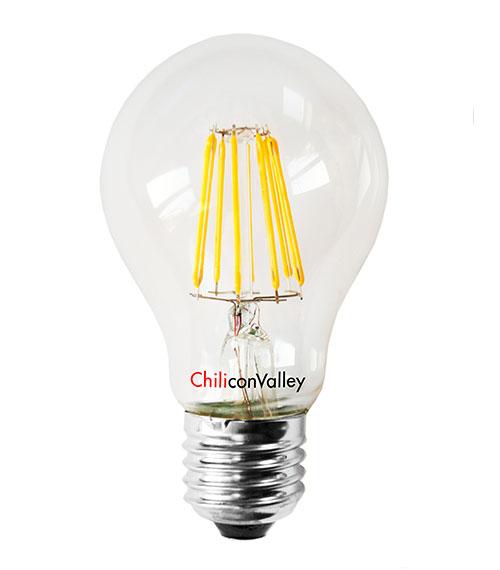 philips led lampe 8 w ersetzt 60 w e27 warmwei 2700k 806 lumen matt 6er pack. Black Bedroom Furniture Sets. Home Design Ideas