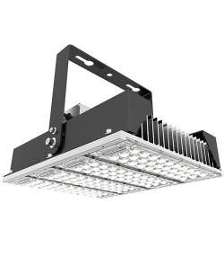 LED Hallentiefstrahler, LED Hallenstrahler, 200W, LED Power Square 2 150W